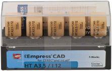 IPS Empress CAD HT I12 A3,5 (Ivoclar Vivadent)