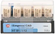 IPS Empress CAD HT I12 B1 (Ivoclar Vivadent)