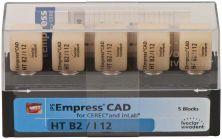IPS Empress CAD HT I12 B2 (Ivoclar Vivadent)