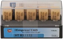 IPS Empress CAD HT I12 B3 (Ivoclar Vivadent)