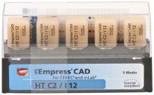 IPS Empress CAD HT I12 C2 (Ivoclar Vivadent)