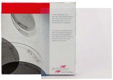 COPYPLAST®  eckig 10 St. Ø 125mm, St. 0,5mm (Scheu-Dental)
