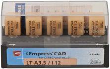IPS Empress CAD LT I12 A3,5 (Ivoclar Vivadent)