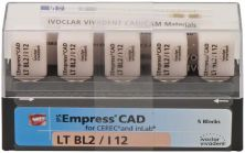 IPS Empress CAD LT I12 BL 2 (Ivoclar Vivadent)