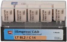 IPS Empress CAD LT C14 BL 2 (Ivoclar Vivadent)