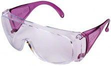 Anti-Fog Schutzbrille universal purpur (Kentzler-Kaschner Dental)
