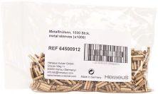 Metallhülsen Messing für konische Pins (Kulzer)