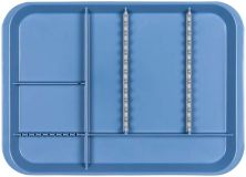 B-Lok Tray mit Einteilung blau (Gerd Loser)