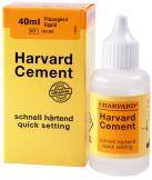 Harvard Cement schnellhärtend Flüssigkeit 40ml (Harvard Dental)