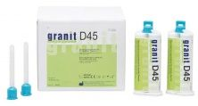 Granit perfect D45 Kartuschen 2 x 50ml (Müller-Omnicron)