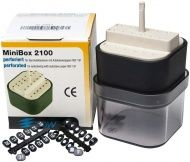 MiniBox 2100, perforiert mit Mini-Stufenmodul (VDW)