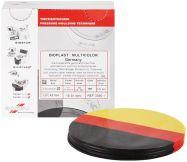 BIOPLAST® Multicolor Germany (Scheu-Dental)