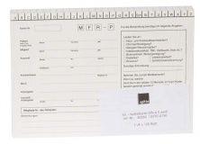 Notfallkartei DIN A5 1-fach  (Spitta Verlag)