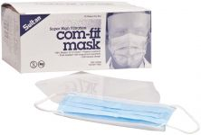 Com-Fit™ Super High Filtration Masks mit Gesichtschutzschild  (Dentsply Sirona)