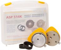 Axiosplit® Artikulator Kit N normalen Magneten (SAM)