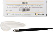 Rapidi Modelliermesser komplett  (Bego)