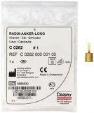 Radix-Anker® Long Steckschlüssel Gr. 1 (Dentsply Sirona)