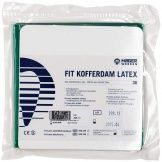 Fit Kofferdam Latex 150 x 150mm medium (Hager & Werken)