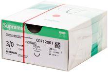 Supramid® 3/0 HS15 - 0,45m (B. Braun Petzold)