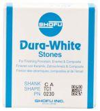 Dura-Steine 12 Dura-White-Steine W TC1 (Shofu Dental)