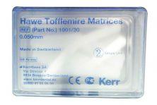 Hawe Tofflemire Matrizen 1001/30 0,05mm dünn (KERR)