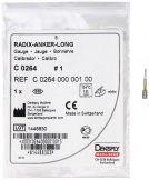 Radix-Anker® Long Messlehre Gr. 1 (Dentsply Sirona)
