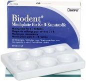 Biodent® K+B Plus Mischplatte inkl. Abdeckglas (Dentsply Sirona)