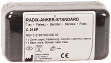 Radix-Anker® Standard Tray für Ankergrößen 1, 2, 3 (Dentsply Sirona)