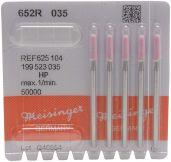 Schleifer rosa medium H 652 R 035 (Hager & Meisinger)