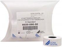 Hygoprint Etikettenersatzrolle einfach selbstklebend (Dürr Dental)