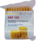 Montageplatten Schraubgewinde  (SAM)
