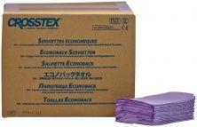 Crosstex Patientenservietten lavendel (Crosstex International)