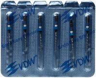 Mtwo® Revisionsfeilen 21mm - Arbeitsteil 16mm R 15/.05 (VDW)