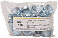 Töpfe für MSF Magnete  (SAM)