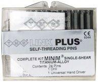 TMS Link Plus Titan Minim silber 24er (Coltene Whaledent)