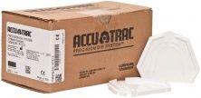 Accu-Trac Modellsystem Basisplatten weiß (Coltene Whaledent)