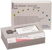 IPS e.max® ZirCAD B65 / L17 MO 0 (Ivoclar Vivadent)