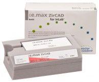 IPS e.max® ZirCAD B85 / L22 MO 0 (Ivoclar Vivadent)