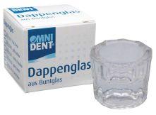 Dappenglas klar (Omnident)