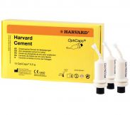 Harvard Cement OptiCaps 10 x 0,5g (Harvard Dental)