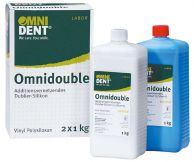 Omnidouble Shore A 15  2 x 1kg (Omnident)