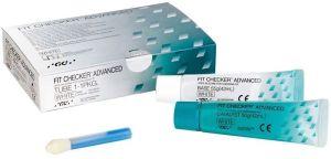 Fit Checker Advanced weiß Tube (GC Germany)