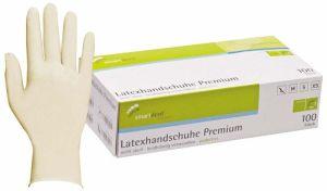 Latexhandschuhe Premium Gr. L (smartdent)