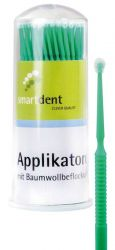 Applikatoren regular grün   (smartdent)