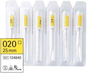 K-Feilen 25mm Gr. 020 (smartdent)