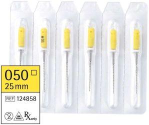 K-Feilen 25mm Gr. 050 (smartdent)