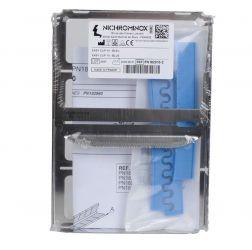 EASY-CLIP 10 Blau (Nichrominox)