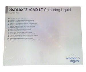 IPS e.max® ZirCAD LT Colouring Liquid Starter Kit (Ivoclar Vivadent)