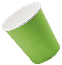 Mundspülbecher Hartpapier grün (smartdent)