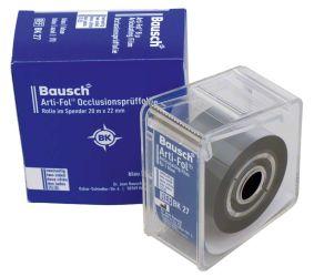Arti-Fol® Plastik 8µ 2-seitig 20m Spender - 22mm breit - blau (Bausch)